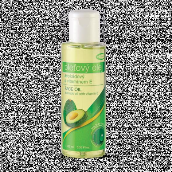 Avokádový olej 100% s přídavkem vitamínu E 100 ml
