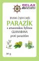 PARAZÍK - bylinná čajová směs proti parazitům 50 g